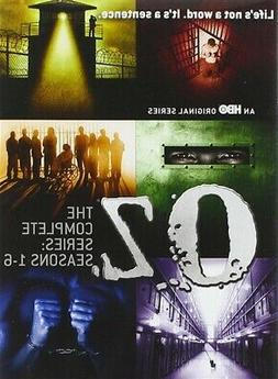 OZ THE COMPLETE TV SERIES SEASONS 1-6 New Sealed DVD 1 2 3 4