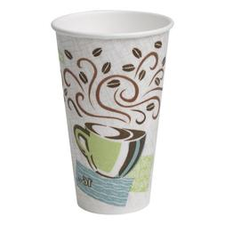 PerfecTouch 5356CD Insulated Paper Hot Cup, New Coffee Desig