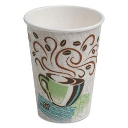 Dixie Perfectouch Disposable Hot Cups, 12 OZ Cups