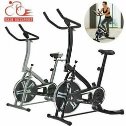 Fitness Stationary Exercise Bike Cardio Indoor Cycling Bicyc