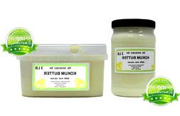 PURE KOKUM BUTTER ORGANIC FRESH COLD PRESSED NATURAL 2 OZ 4