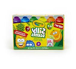 Crayola Silly Scents, Washable Kids Paint, Scented Paint, 6