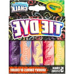 Crayola Special Effects Sidewalk Chalk - Tie Dye