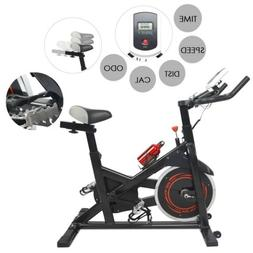 Spinning Bike Exercise Stationary Pro Bicycle Cardio Cycling