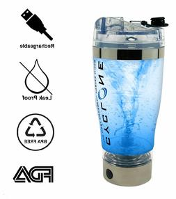 Stainless Steel Cyclone USB V2 Rechargeable 16oz Vortex Port