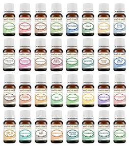 Ultimate Essential Oil Variety Set Kit - 32 Pack - 100% Pure