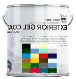 Ultra Plus Brushable Gelcoat, Gallon with 2 oz MEKP Included