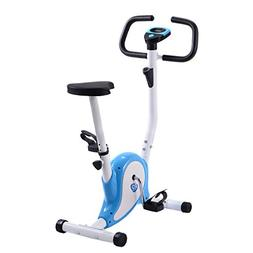 Goplus Upright Exercise Bike Magnetic Stationary Cycling Fit