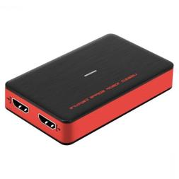 USB 3.0 HD Video Capture Card HDMI 1080P 60FPS Game Recorder