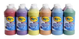 Crayola Assorted Paint Washable Paint Bottle