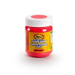 Crayola Washable Kids Paint, 2 oz, Red