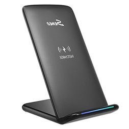 Seneo Wireless Charger, Qi Certified 10W Fast Wireless Charg