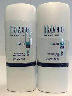 OBAGI x2 NU-DERM CLEAR Fx and BLEND Fx 2 oz Sealed HYDROQUIN